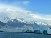 The largest glacier in the world, Upsala, Argentina