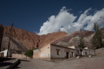 Houses in Purmamarca, Argentina
