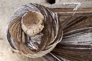 Wool for carpet making