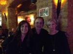 Aliki, Juergen und ich