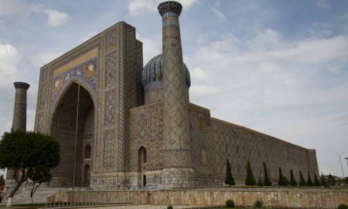 Samarkand-Madrassa