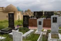 Uzbek-Cemetary