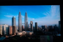 KL in sunshine