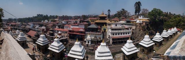 Pashupatinath Panorama