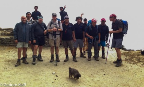 The British Trekking Group