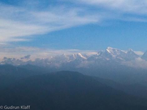 Himalaya Range - Mount Numbur
