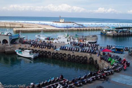 Hafen von Liuqiu