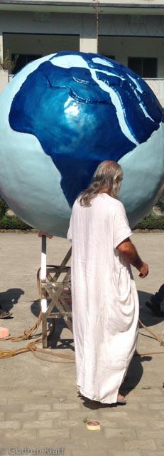 Swami Ji und die Welt