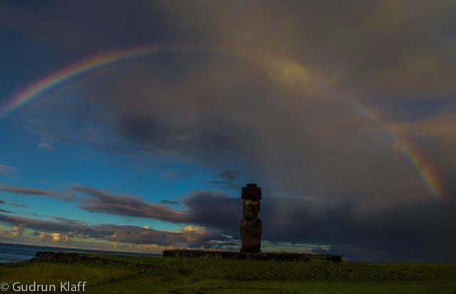 Panorama Tahai Rainbow