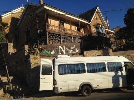 Der Pachamama-Bus